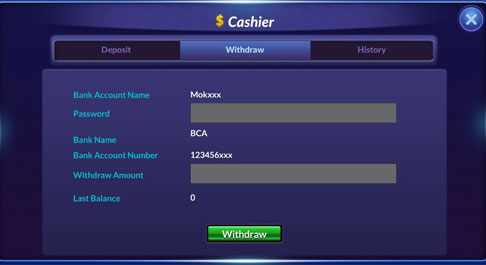 Withdraw Poker